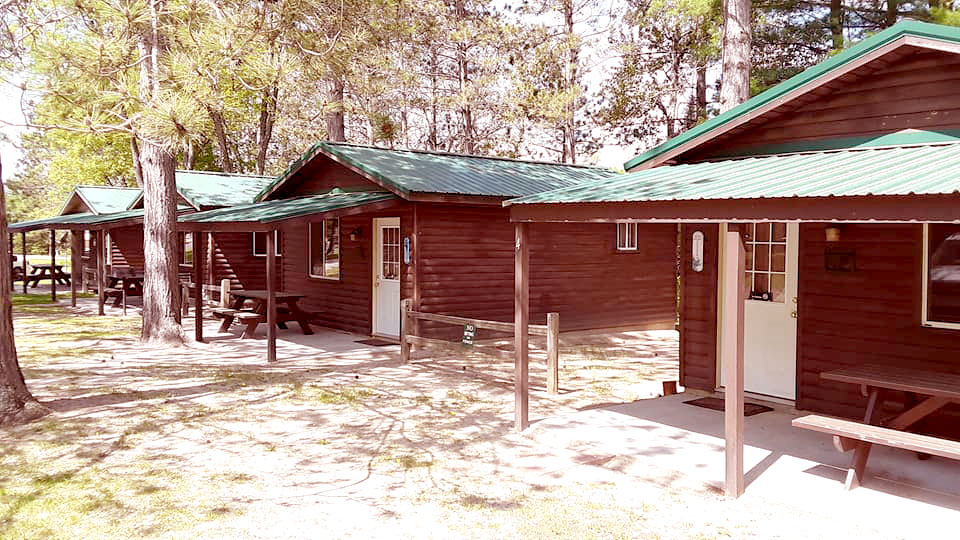Outside Cabins